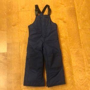 Gap Toddler ColdControl Max Bib Snowpants 3t